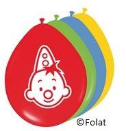 Ballonnen Bumba - 8 stuks