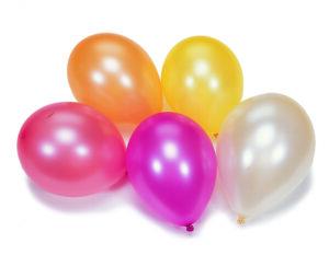 "Ballonnen ""Parelmoer"" - 10 stuks"
