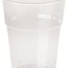 Bio plastic beker - 10 stuks