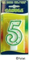Kaars 5