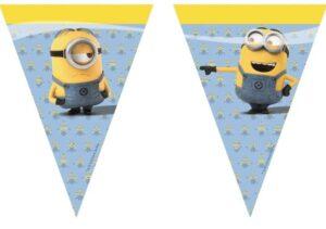 vlaggenlijn-minions