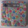 """Servet """"Mille Fleurs"""" - 20 stuks-1157"""