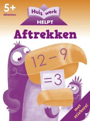 Huiswerk Helpt: Aftrekken 5+ - 1 stuk-743
