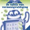 Huiswerk Helpt: De tafels van vermenigvuldiging 7+ - 1 stuk-753