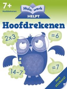 Huiswerk Helpt: Hoofdrekenen 7+ - 1 stuk-749