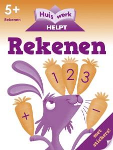 Huiswerk Helpt: Rekenen 5+ - 1 stuk-738