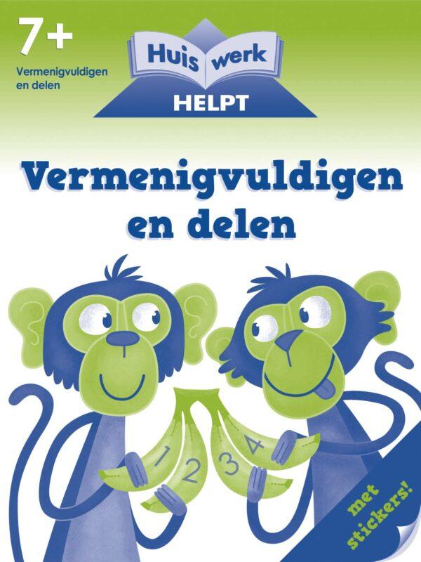 Huiswerk Helpt: Vermenigvuldigen en delen 7+ - 1 stuk-751