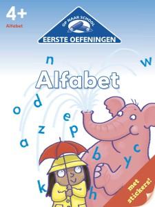 Op naar school: Alfabet 4+ - 1 stuk-805