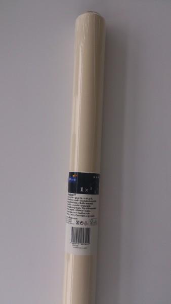 """Dunicel tafellaken op rol 5m - """"Cream""""-1060"""