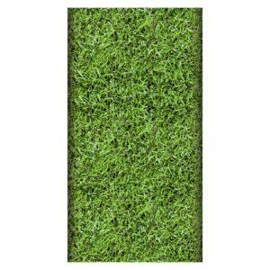 Tafelkleed voetbal gras - papier-1008