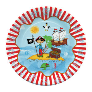 bord piraat