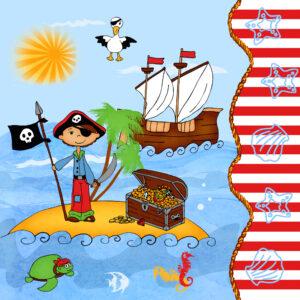 servet piraat