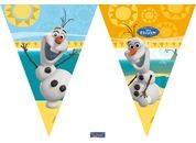 Vlaggenlijn Frozen - Olaf - 2 meter-1029