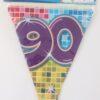 """Vlaggenlijn """"90"""" - 1 stuk-1116"""