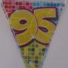 """Vlaggenlijn """"95"""" - 1 stuk-1115"""
