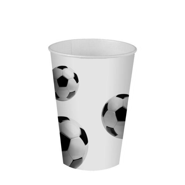 Beker voetbal - 10 stuks-1132