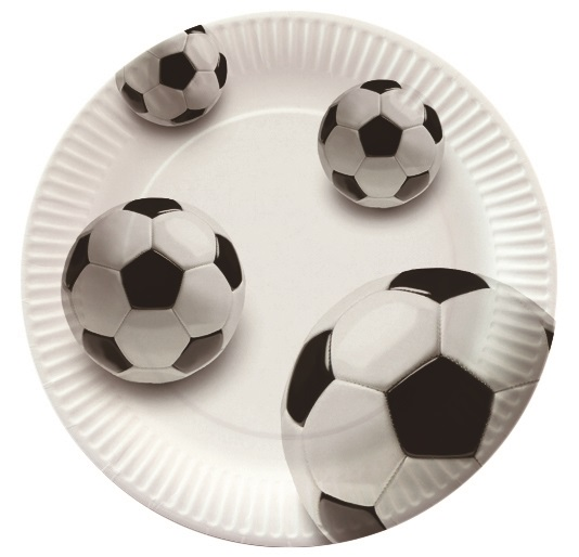 Bord voetbal - 10 stuks-1131