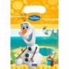 Feestzakjes Frozen met Olaf - 6 stuks-1168