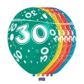 ballon 30 jaar