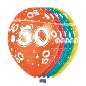 ballon 50 jaar