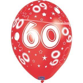 ballon 60 jaar
